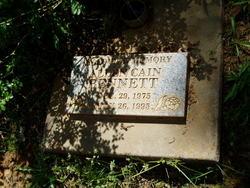 Allen Cain Bennett