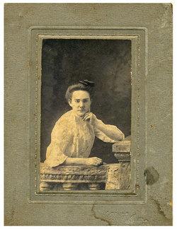 Martha Ann Wright <i>Green</i> Dixon