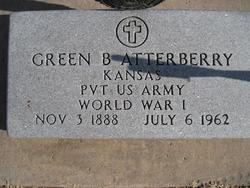Green B. Atterberry