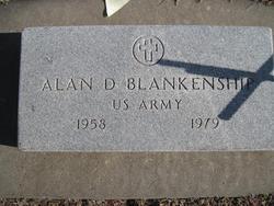 Alan D. Blankenship