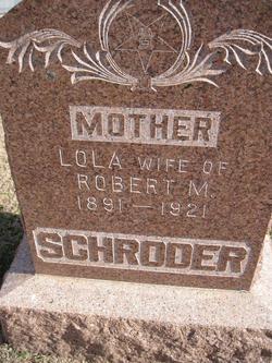 Lola Essa <i>Cruse</i> Schroder