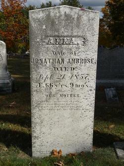 Anna <i>True</i> Ambrose
