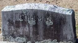 Robert Poindexter Coleman