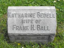 Katharine <i>Bedell</i> Ball