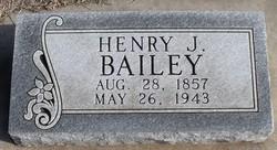 Henry J. Bailey