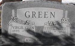Ethel Belle <i>Phillips</i> Green