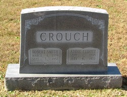 Addie <i>Elliott</i> Crouch