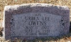 Urben Lee Owens