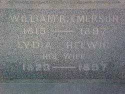 Lydia <i>Helwig</i> Emerson