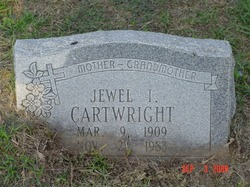 Jewel I <i>Henington</i> Cartwright