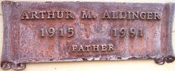 Arthur Melvin Aldinger