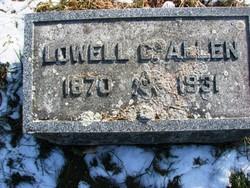Lowell Corson Allen
