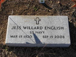 Jess Willard Bill English