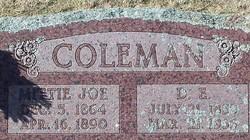 Dewitt Eugene Coleman