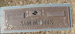 Nellie <i>Barnett</i> Simmons