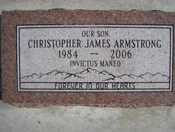 Christopher James Armstrong