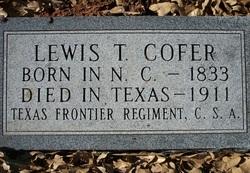 Lewis T Cofer