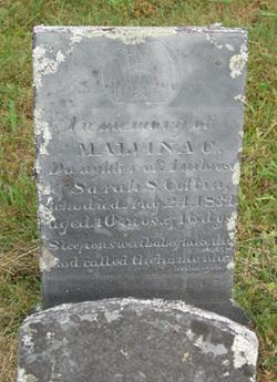 Malvina C Coffin