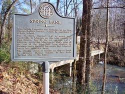 Spring Bank Cemetery