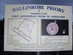 Ballinrobe Priory