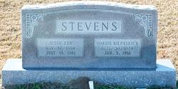 Maude Estelle <i>Kilpatrick</i> Stevens