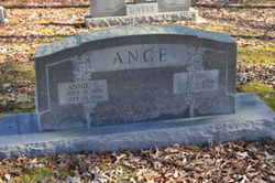 Annie Virginia <i>Griffin</i> Ange