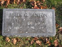 Belle G Denton