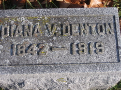 Diana V Denton