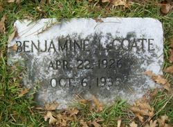 Benjamine L Coate