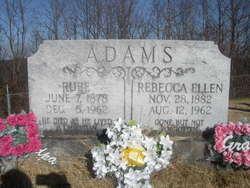 Rueben Franklin Rube Adams