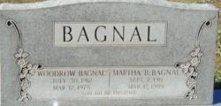 Martha <i>Berry</i> Bagnal