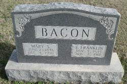F. Franklin Bacon