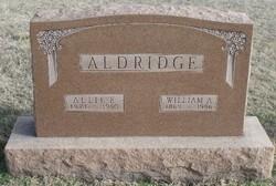 William A. Aldridge