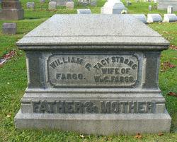 William G Fargo