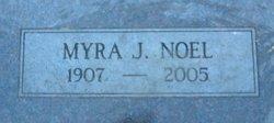 Myra Irene <i>Jordan</i> Noel