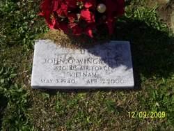 John O Wingate, Jr