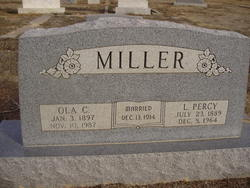 L. Percy Miller