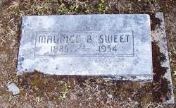 Maurice Burton Pat Sweet