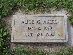 Alice G. Akers