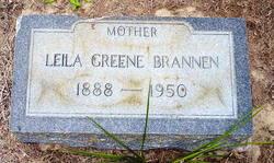 Leila <i>Greene</i> Brannen