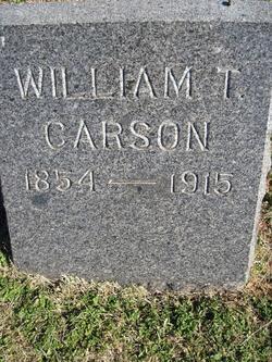 William T Carson