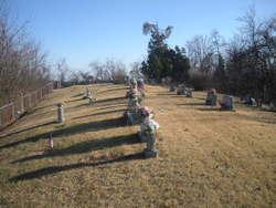 Rube Adams Cemetery