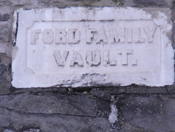 Ford Family Vault