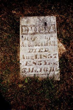 Emilia Mildred <i>Brockman</i> Brockman