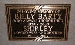 Shirley <i>Bolingbroke</i> Barty