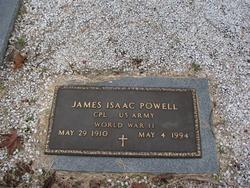 CPL James Isaac Powell