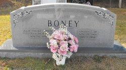 Lindsey C Boney, Sr