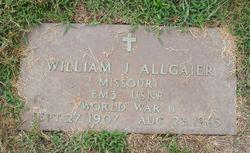 William J Allgaier