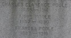 Anna Annie <i>Poole</i> Poole