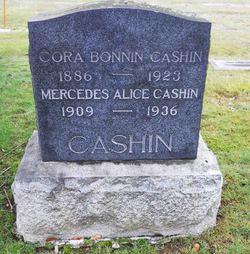 Mercedes Alice Cashin